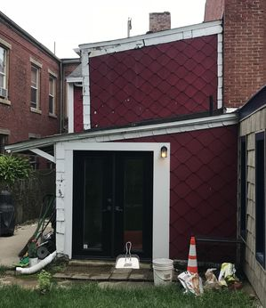 Before & After Exterior House Painting in Mexican War Streets in Pittsburgh, PA (3)