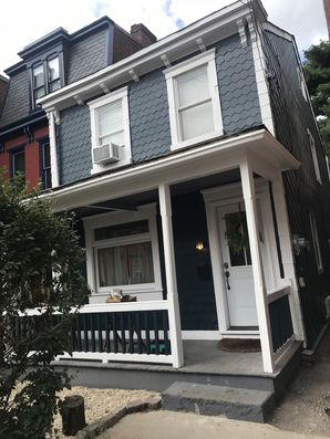 Before & After Exterior House Painting in Mexican War Streets in Pittsburgh, PA (2)